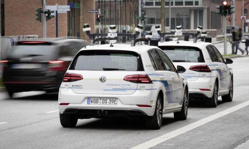 加速自动驾驶研发 大众汽车集团
