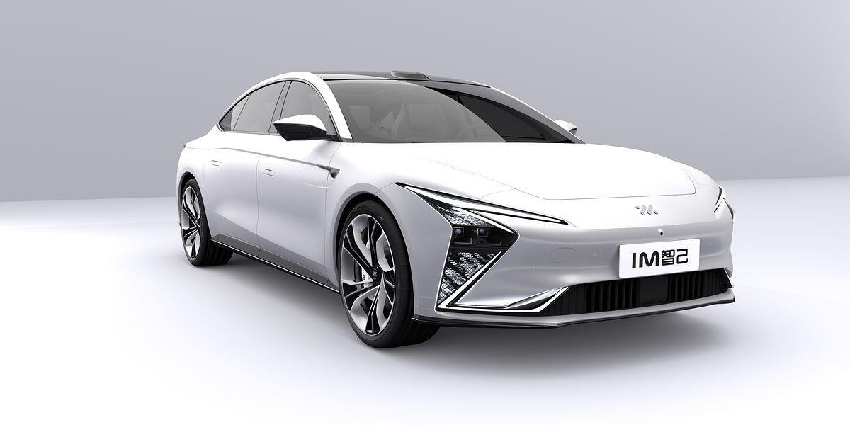 上海车展开启预售 智己汽车纯电轿车命名为