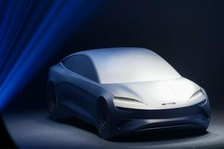 比亚迪e平台升级 续航达1000公里/电驱效率提升